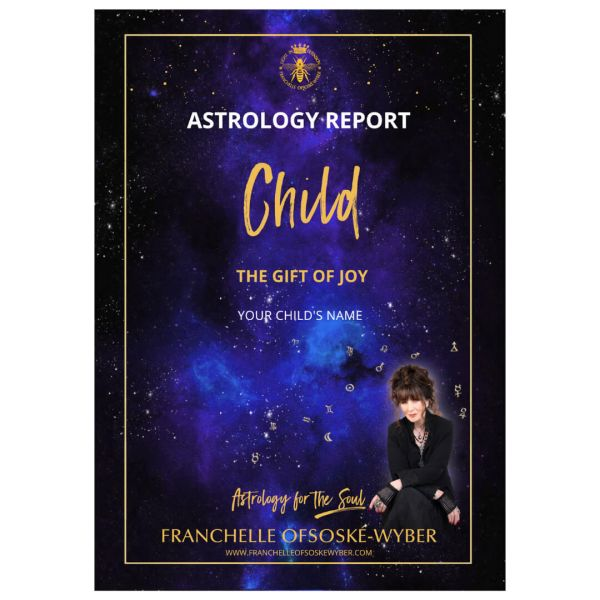 Child Astrology Report (Bound Booklet)