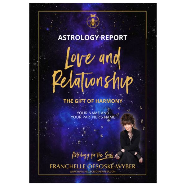 Love and Romance Relationship Astrology Report (Bound Booklet)