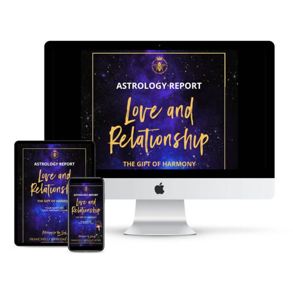 Love and Romance Relationship Astrology Report (PDF)