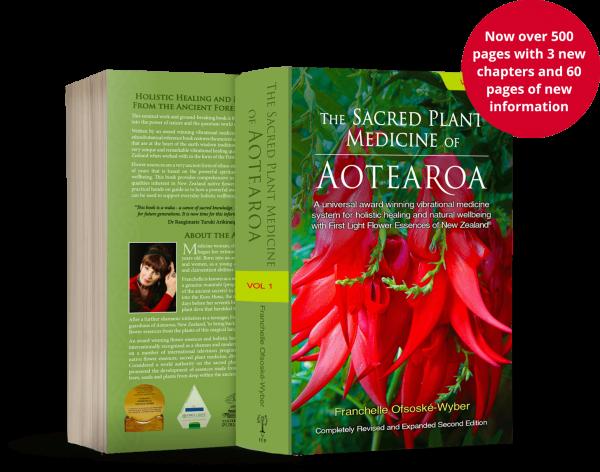 The Sacred Plant Medicine of Aotearoa Volume 1