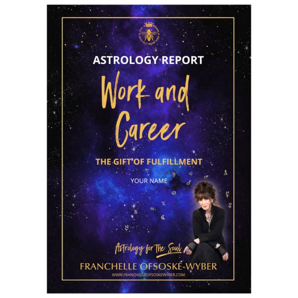 Work and Career Astrology Report (Bound Booklet)