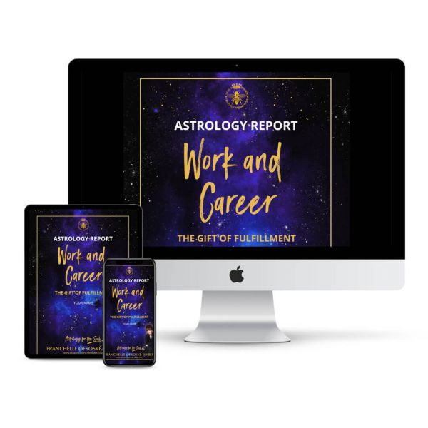 Work and Career Astrology Report (PDF)