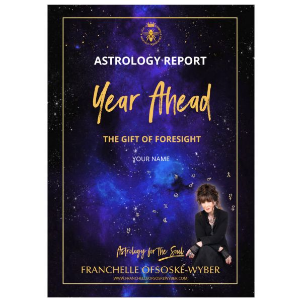 Year Ahead Astrology Report (Bound Booklet)
