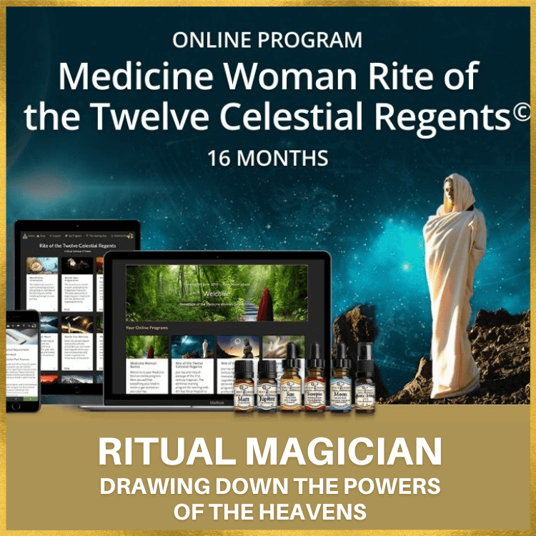 20 October 2017 – Official Launch and First Intake of Medicine Woman Rite of the Twelve Celestial Regents©