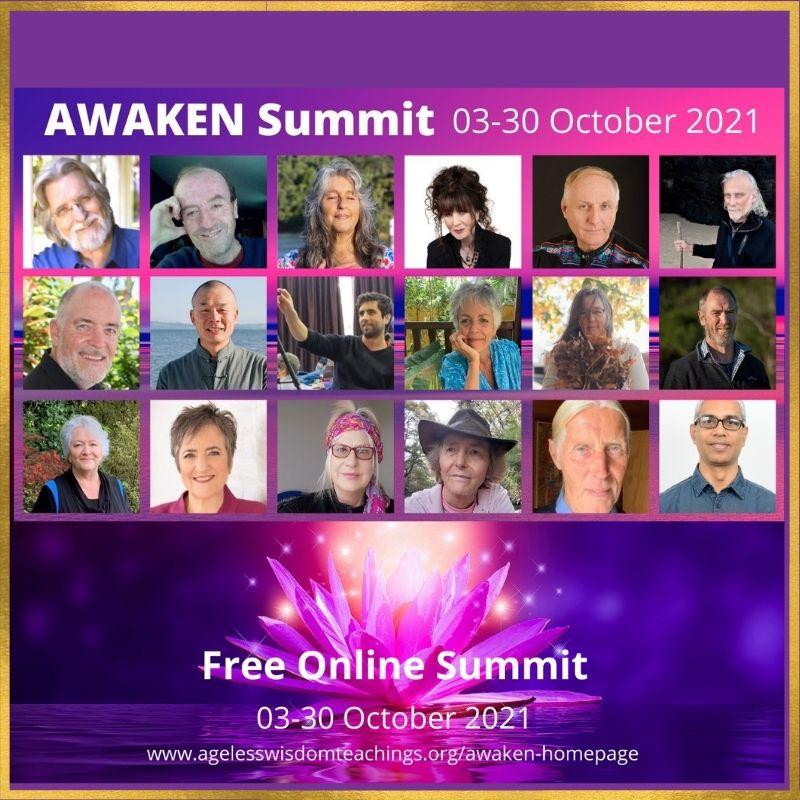 03-30 October 2021 – Franchelle Speaking at the Awaken Summit